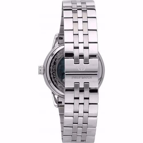Orologio Uomo Philip Watch Anniversary Automatico 40mm Acciaio Quadrante Blu