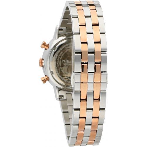 Orologio Uomo Philip Watch Truman Cronografo 41mm Acciaio PVD Rosé