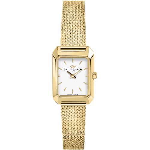 Orologio Donna Philip Watch Newport 21mm Acciaio PVD Giallo