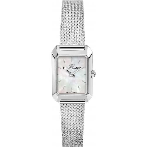 Orologio Donna Philip Watch Newport 21mm Acciaio Madreperla