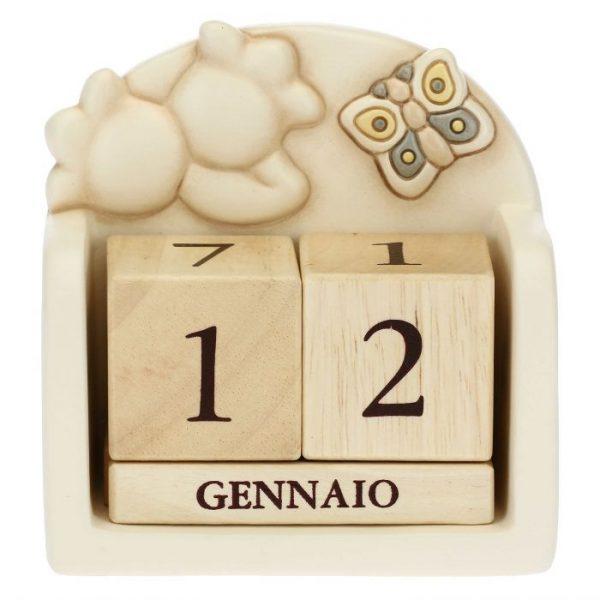 Thun Calendario Perpetuo Da Tavolo Elegance