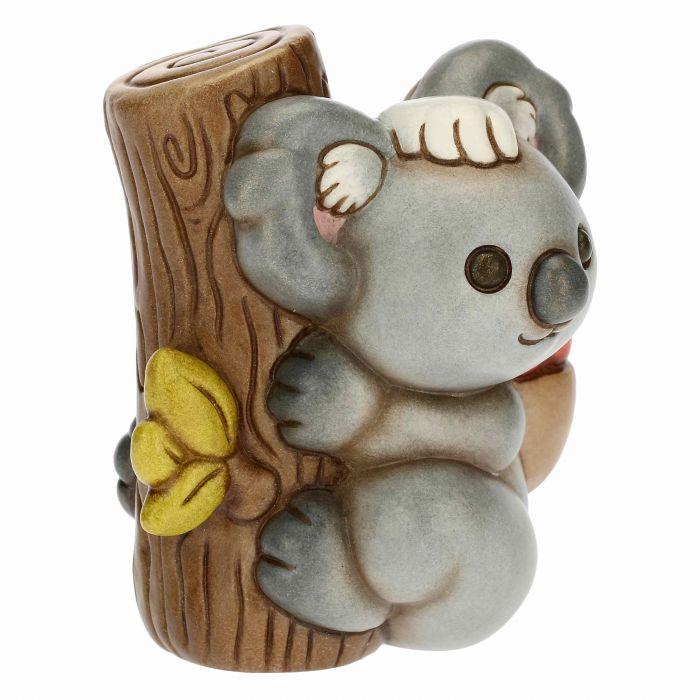 Thun Koala Sidney Piccolo Con Cesto di Cuori