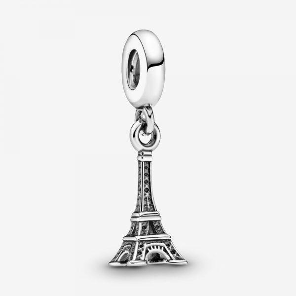 Charm Pandora Donna Torre Eiffel Parigi