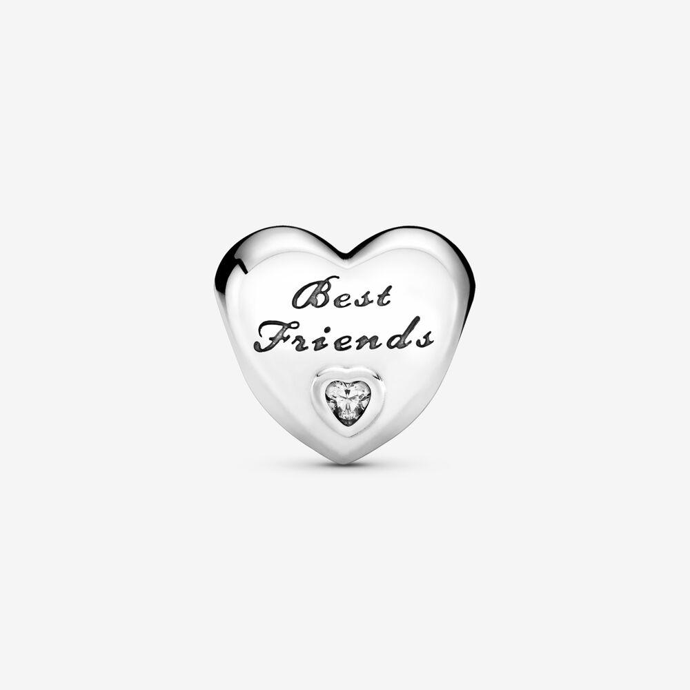 Charm Pandora Donna Cuore Migliori Amiche