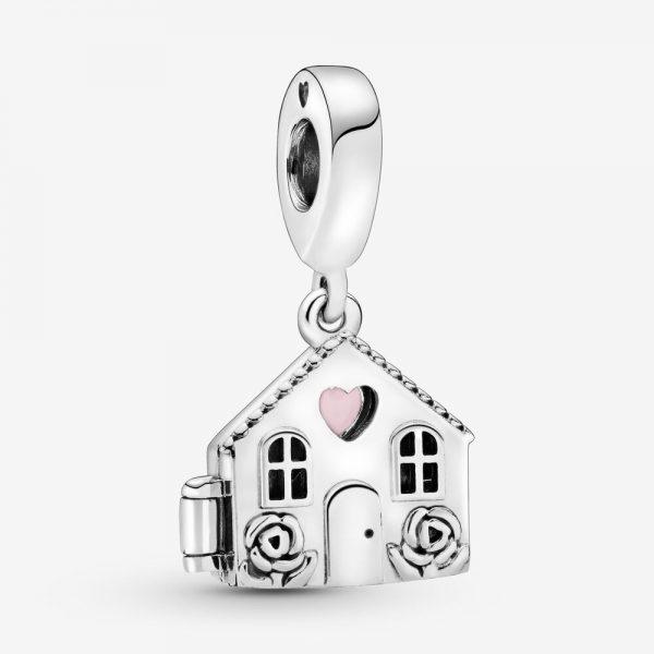 Charm Pandora Donna  Pendente Casa Di Mamma Perfetta