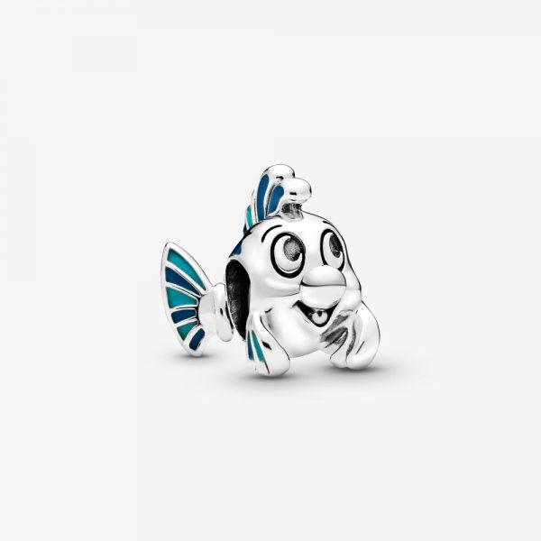 Charm Donna Pandora Disney Flounder