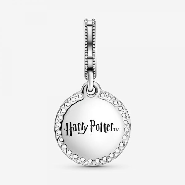 Charm Pendente Donna Pandora Harry Potter Corvonero