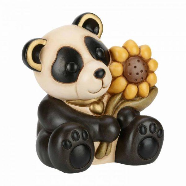 Thun Panda Grande Con Girasole