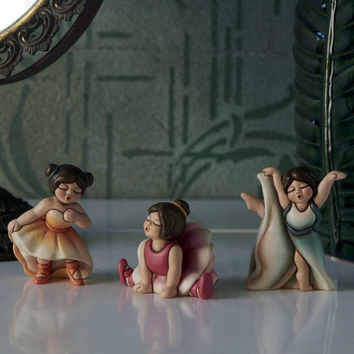 Thun Bimba Ballerina Piccola Con Tutù Rosa