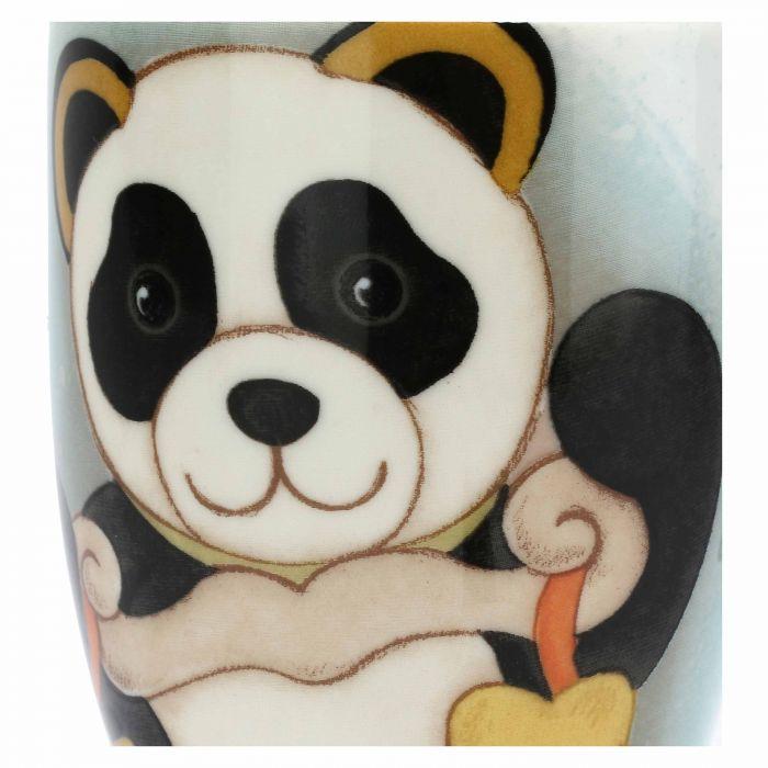 Thun Mug Con Scatola In Latta Panda Bilancia Oroscopo