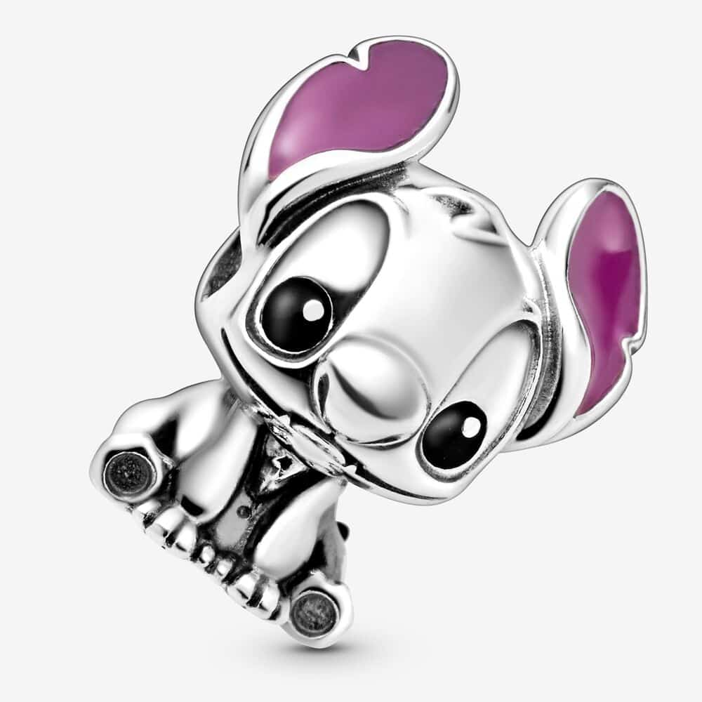 Charm Donna Pandora Disney Stitch Di Lilo E Stitch