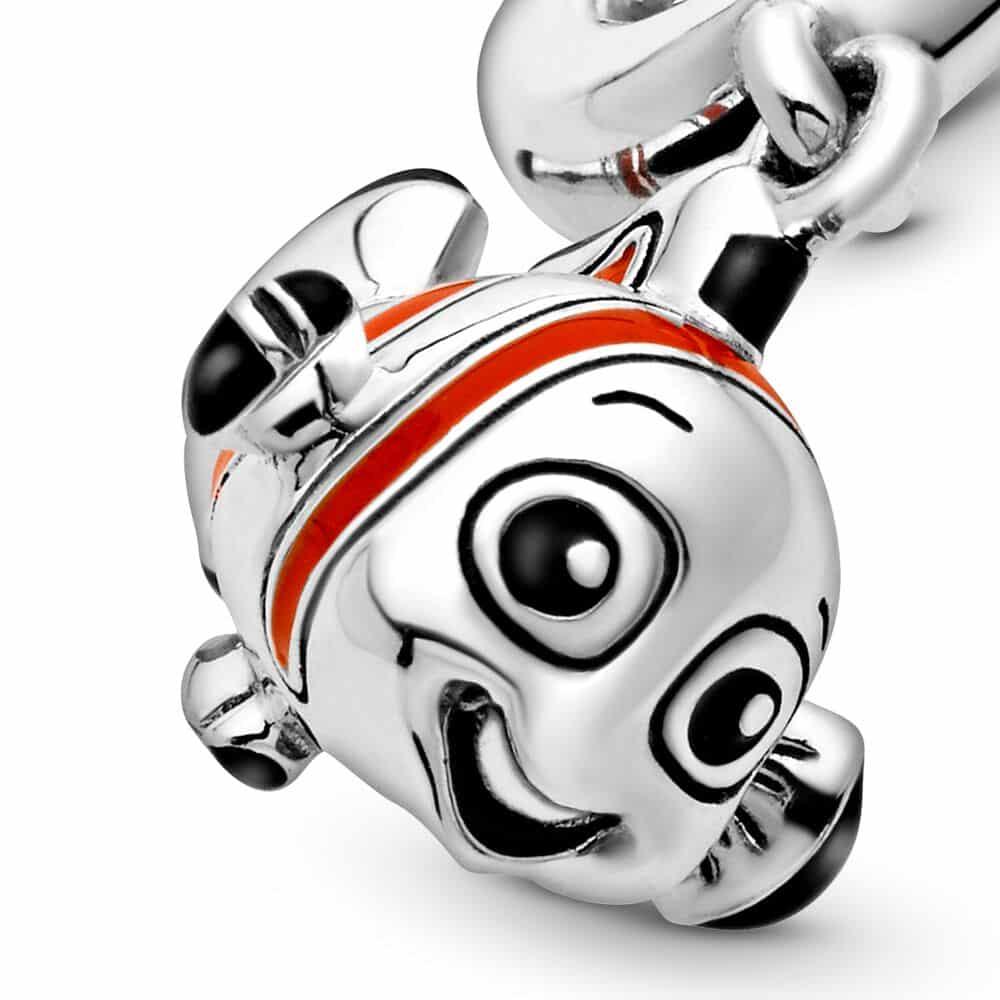 Charm Donna Pandora Disney Pendente Nemo Di Alla Ricerca Di Nemo