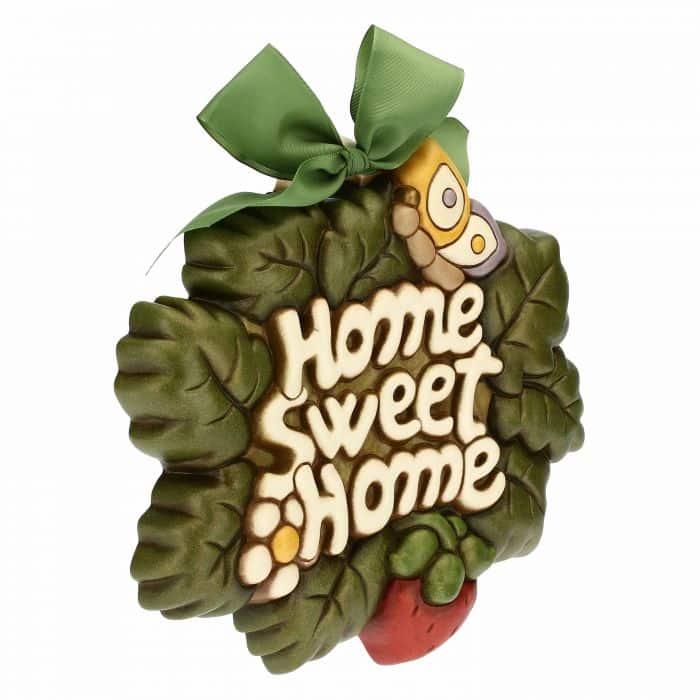 Thun Formella Grande Sagomata Home Sweet Home
