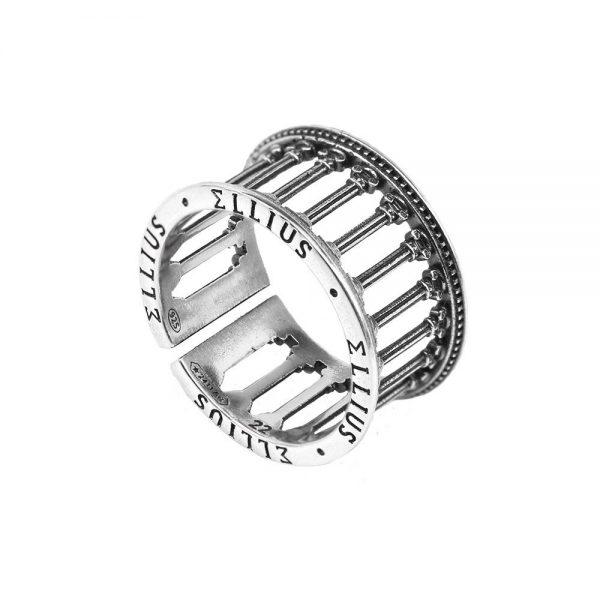 Anello Uomo Ellius Jewelry Tempio Romano