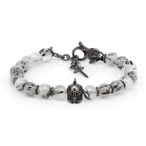 Bracciale Uomo Ellius Jewelry Gladiatore Rutilato