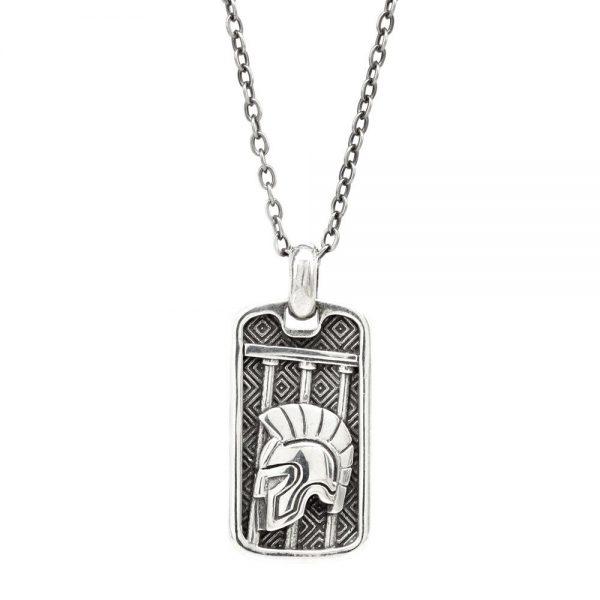 Collana Uomo Ellius Jewelry Gladiatore Romano
