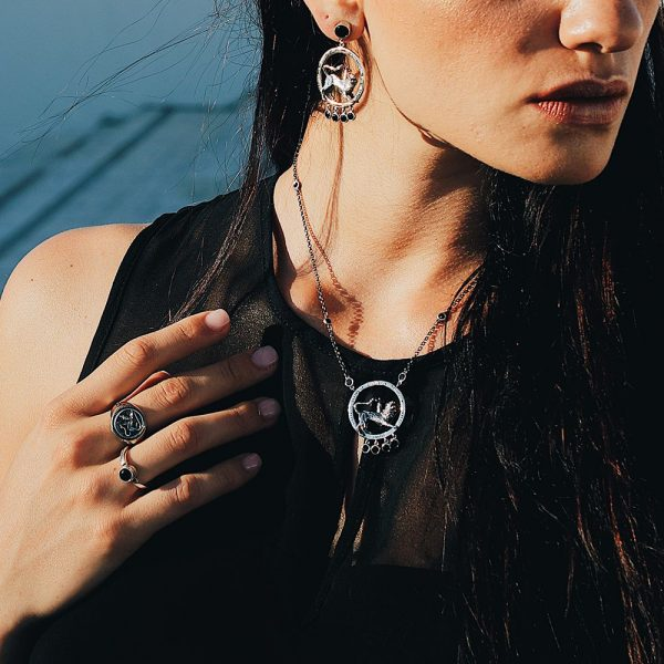 Anello Donna Ellius Jewelry Chimera