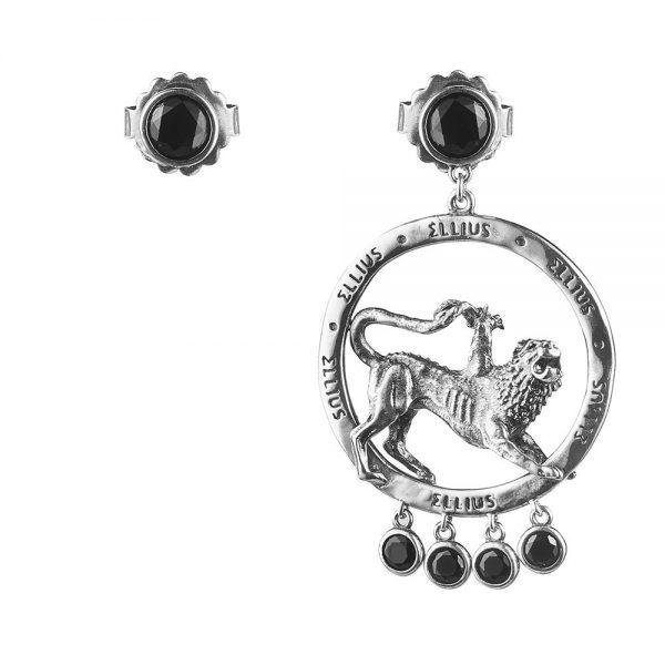 Orecchini Donna Ellius Jewelry Chimera Asimmetrici