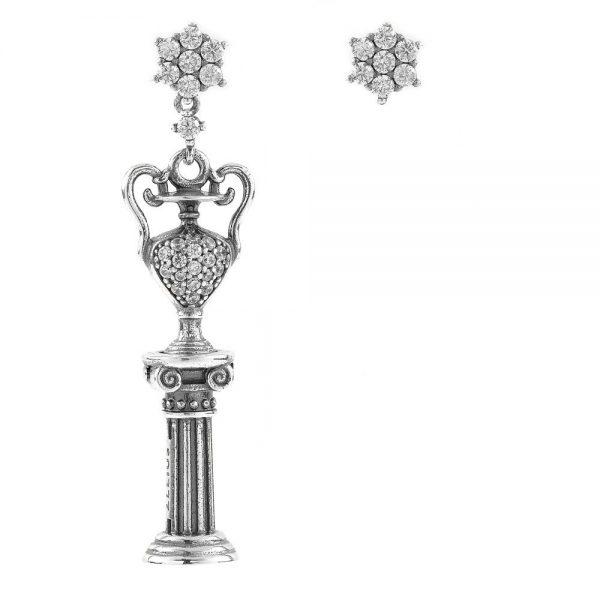 Orecchini Donna Ellius Jewelry Unguentario Asimmetrici
