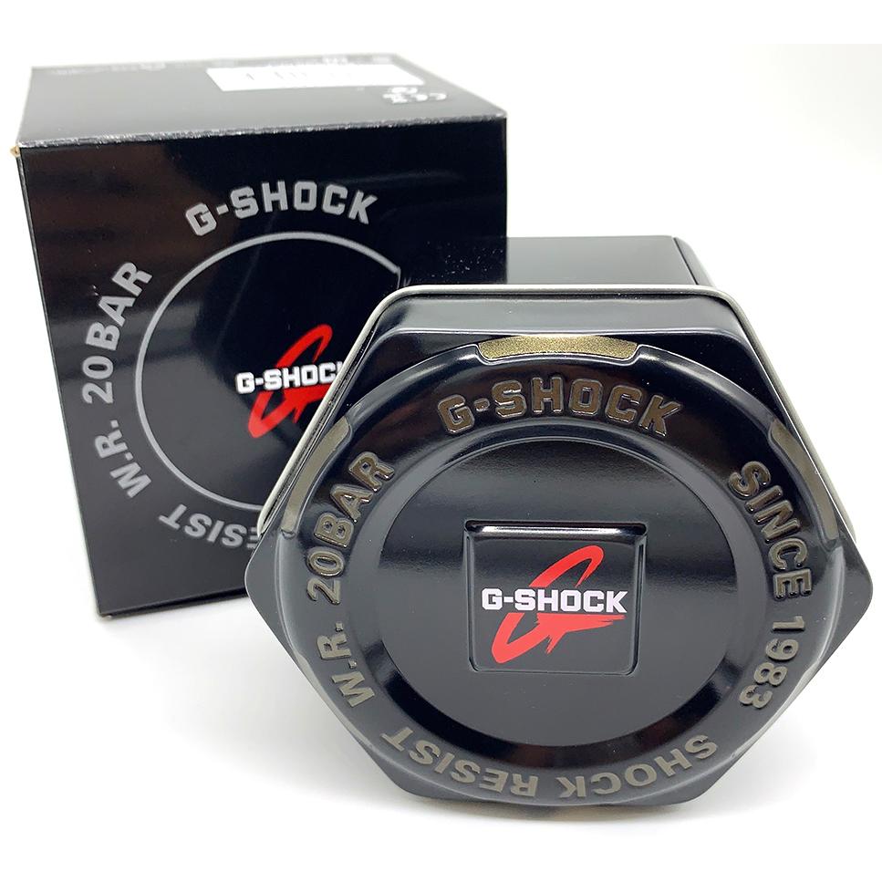 Orologio Uomo Casio G-Shock Classic Nero Giallo