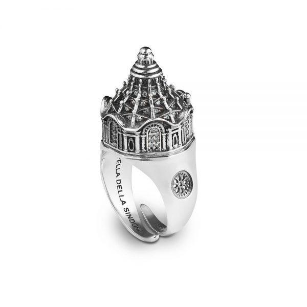 Anello Donna Ellius Jewelry Cupola Cappella della Sindone Torino