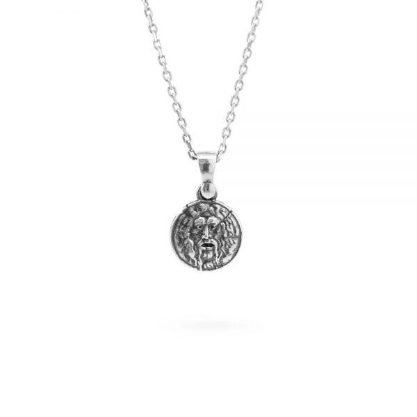 Collana Donna Ellius Jewelry Charm Bocca Della Verità