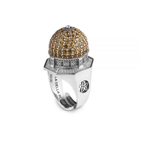 Anello Donna Ellius Jewelry Cupola della Roccia Gerusalemme