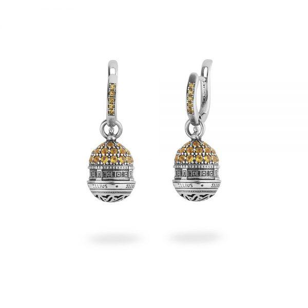 Orecchini Donna Ellius Jewelry Cupola della Roccia Gerusalemme