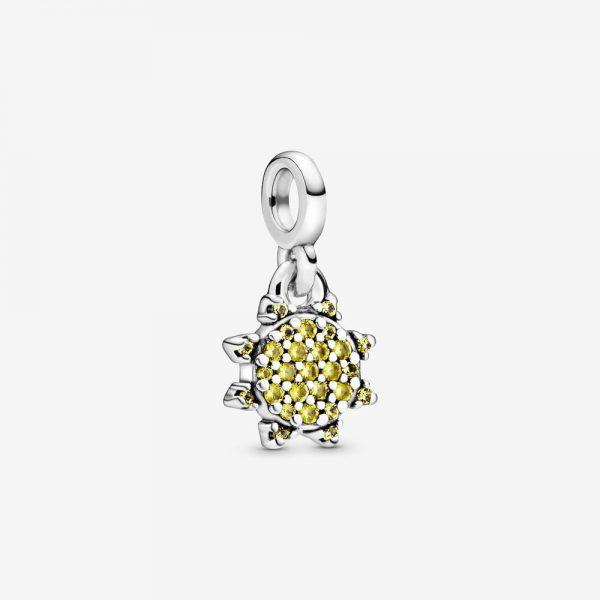 Mini Charm Pendente Donna Pandora Me Il mio Sole Estivo
