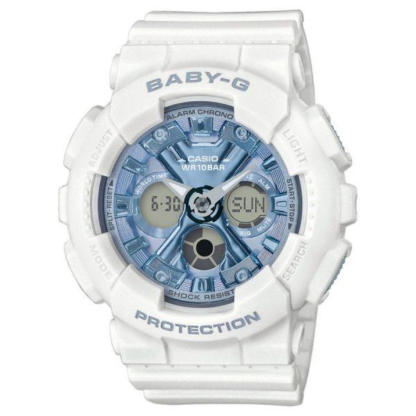 Orologio Donna Casio Baby-G Urban Style Bianco