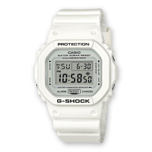Orologio Uomo Casio G-Shock The Origin Bianco