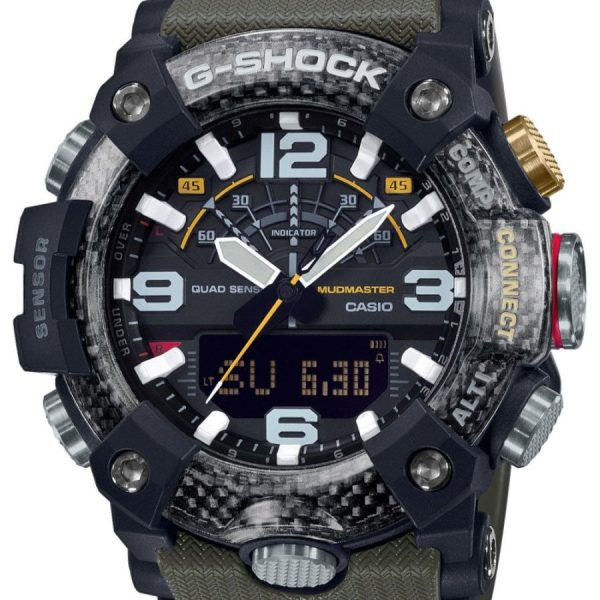 Orologio Uomo Casio G-Shock Mudmaster