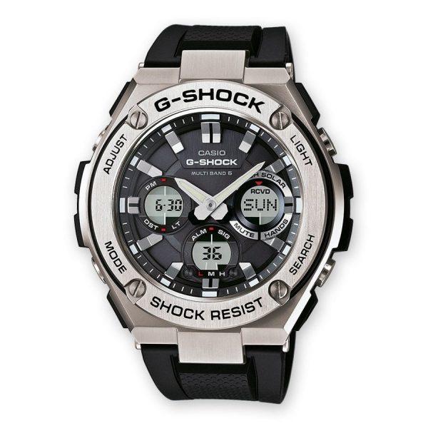 Orologio Uomo Casio G-Shock G-Steel Silver