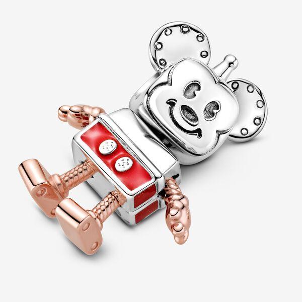 Charm Donna Pandora Disney Mickey Mouse Robot