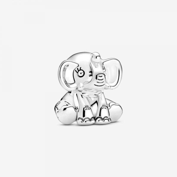 Charm Pandora Donna Ellie L'Elefante