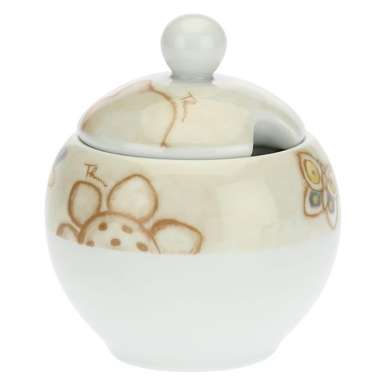 Thun Zuccheriera in Porcellana Elegance