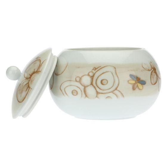 Thun Biscottiera in Porcellana Elegance